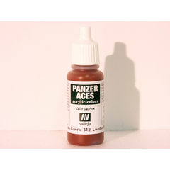 Vallejo 312 - 17ml - Leather Belt - Acrylic Colors Panzer...