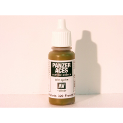 Vallejo 320 - 17ml - French Tankcrew - Acrylic Colors...