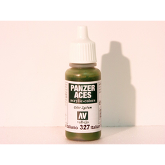 Vallejo 327 - 17ml - Italian Tankcrew - Acrylic Colors...