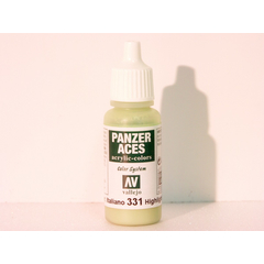 Vallejo 331 - 17ml - Highlight Italian Tankcrew - Acrylic...