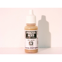 Vallejo 332 - 17ml - Highlight Japan. Tankcrew - Acrylic...