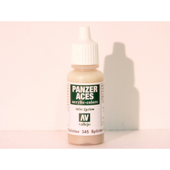 Vallejo 345 - 17ml - Splinter Cam. Base - Acrylic Colors...