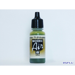 Vallejo 71.014 - 17ml - Gunship Green - Model Air