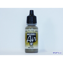 Vallejo 71.118 - 17ml - Camouflage Grey - Model Air