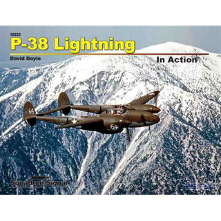 Squadron Signal   10222 P-38 Lightning In Action (SC) - NEU!