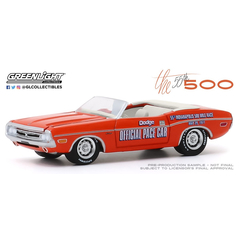 Greenlight 1:64 30144 1971 Dodge Challenger Cabrio 55th...