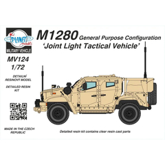 Planet Models 1:72 129-MV124 M1280 General Purpose Conf....