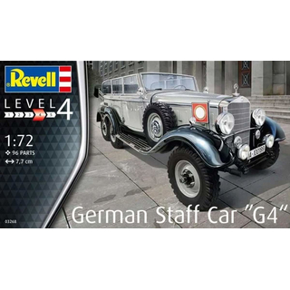 Revell 1:72 03268 German Staff Car Mercedes G4 - NEU!