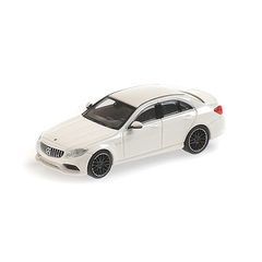Minichamps 1:87 870038100 2019 Mercedes Benz AMG C63,...