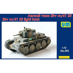 Unimodels 1:72 UM495 Strv m/41 SII light tank - NEU!